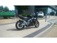 Aprilia rs 125 two stroke 2012