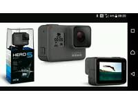 Gopro 5 black unopened