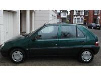 CHEAP CITROEN SAXO 1.1L (2001) low 55k miles year mot