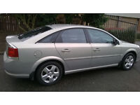 Vauxhall Vectra exclusive low miles service history 2 keys