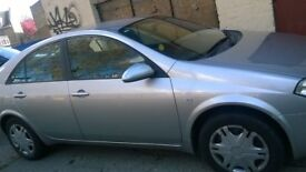 A DECENT NISSAN PRIMERA FOR SALE