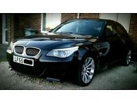 BMW M5 V10 SMG very low miles