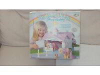 My little pony show stable box