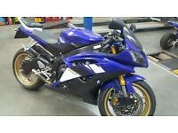 Yamaha r6 13s immaculate condition .open to swaps
