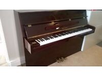 Reid-Sohn upright piano in excellent condition and professionally tuned on a regular basis