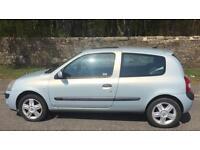 RENAULT CLIO DYNAMIQUE 16V 1.1L (2004) long mot cheap car