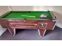 Snooker Table Eastham