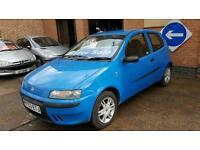 2003 Fiat Punto Sport 1.2