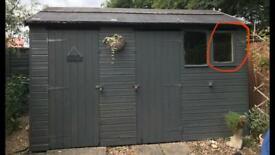 12ft x8ft shed/ workshop