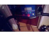 hi performance motorized treadmill multi functions