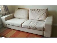 Large 3 seater, 2 seater and armchair for sale