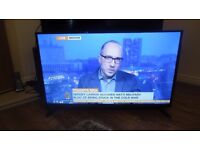 "JVC 39"" LED FREEVIEW HD SMART TELEVISION"