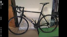 Ribble pro evo comp full carbon racing bike
