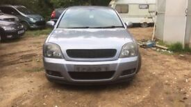 breaking vauxhall vectra sri diesel all parts available