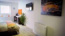Luxury student studios close to University of Southampton