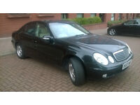 Mercedes E Class Diesel 2.1 Black only for £2095.00 deal of week