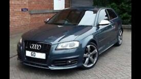 Audi S3 Quattro Black Edition TFSi