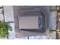 versa tile roofing ventilation. Unused.