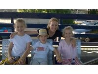 Warm and reliable Au pair needed in London