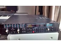 Korg EX8000 polyphonic hybrid analogue synth fault
