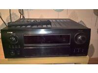 Denon 500W Amp, Excellent Condition