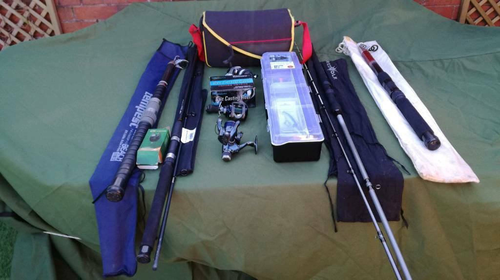 Fishing equipment ONO