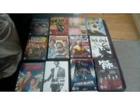Collection of 27 dvds
