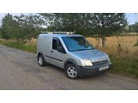 ford transit connect low millege full years mot new shape facelift