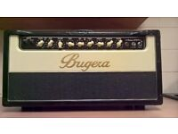 Bugera Vintage 55HD 2-Channel 55-Watt Tube Amplifier Guitar Amp Head V55HD
