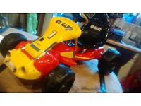 Electric ride on Go-Kart (6 volt)