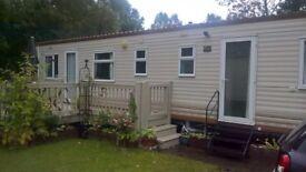 2003 Cosalt Carlton sleep 8 Holiday home double glazed and central heated