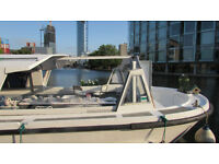 Office space, desk share or meeting space to hire on a BOAT