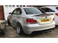 Bmw e82 led rear lights genuine fully working