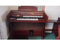 Technics U50 Electric Organ