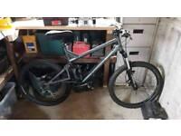 Turner 5 spot 2012 full suspension mountain bike