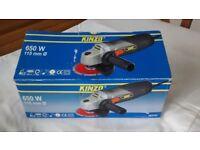Angle Grinder Kinzo 650w for sale