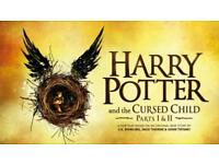 Harry Potter and the Cursed Child ticket