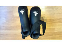 Spirit Karate or other martial arts kick pads foot protection - adult large large new condition
