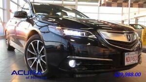 2015 Acura TLX SH-AWD TECH