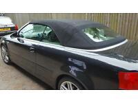 Cabrio for sale