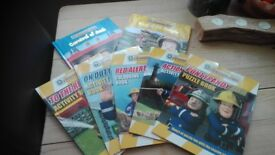 Fireman Sam books