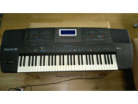 Roland E-96 Intelligent Keyboard 61 keys, velocity sensitive - Synthesizer LCD MIDI E96