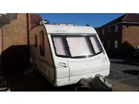 Caravan ..ABBEY GTS 217 Vogue 2000 ..inc awning and extras