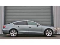 Wanted Audi A5 3.0 tdi Quattro Sportback