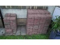 These are now gone DON'T MESSAGE - 500 block paving bricks - Free to collect