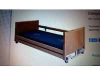 disabled profiling bed