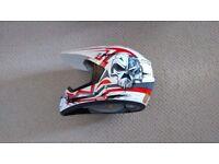 Child's Crash Helmet - Size Medium 49-50 cm