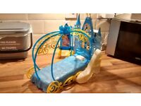 Cinderella's Dream Bedroom playset