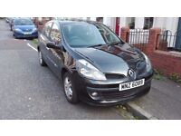 Renault Clio 2008 - 1,895 O.N.O. - MOT Sept 2018 - low mileage - well looked after