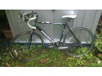 Mens Bike Racing bicycle £50, or Swap for mens mountain bike
